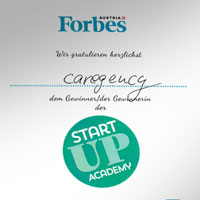Sieger Forbes Startup Academy